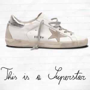 新款、经典款全在线上新:Golden Goose 小脏鞋专场 配色超全 收SSENSE独家款