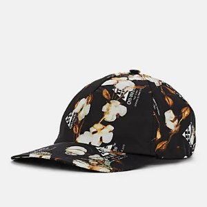 Barneys New YorkFloral Nylon 印花棒球帽