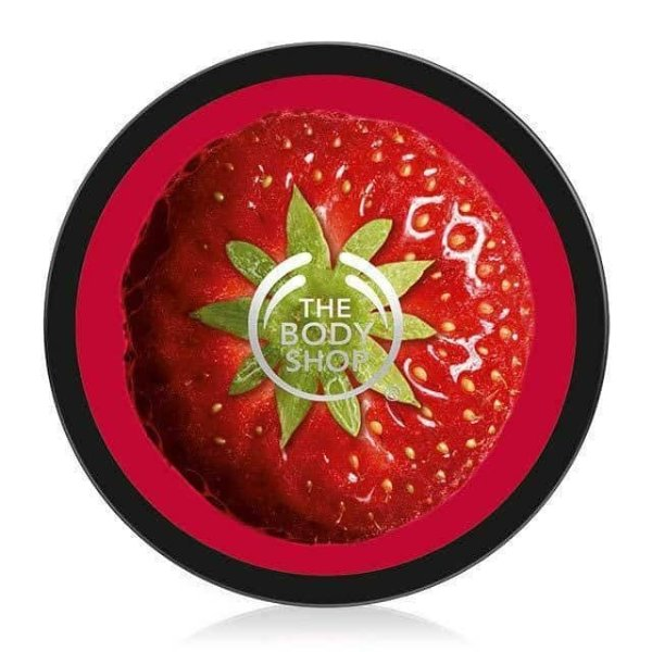 身体黄油 草莓 200ml