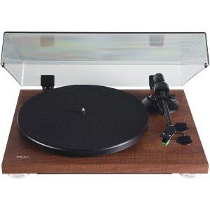 Teac TN-300SE 2速 皮带驱动 USB输出黑胶唱片机