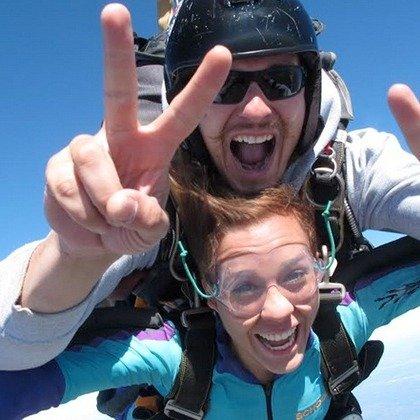 佛州Skydive City Florida 跳伞