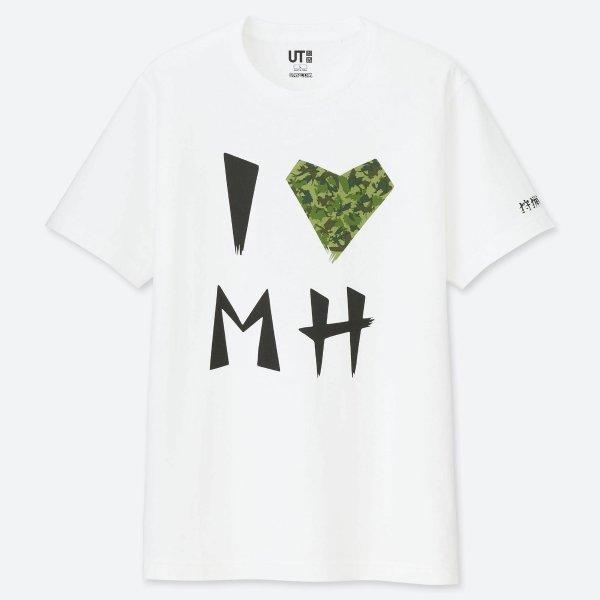 怪物猎人 15周年纪念T恤