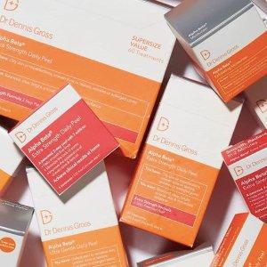 7折 收果酸换肤贴 角质闭口886闪购:Dr. Dennis Gross 丹尼斯医生护肤品大促 进行中