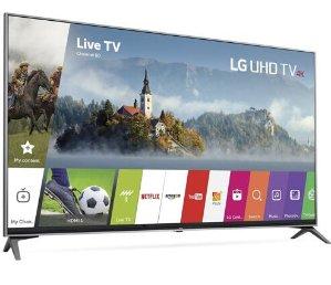 $699.97LG 60UJ7700 60-inch 4K Super UHD HDR Smart TV