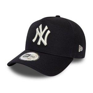 New Era黑白LOGO 帽