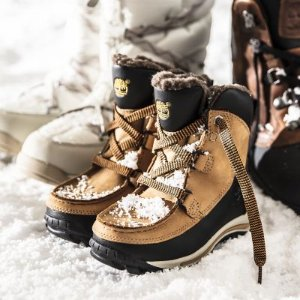 30% Off + Extra 15% Off + Extra 10% OffSelec Kids Items @ Timberland