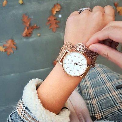 陪你岁月静好生生欢颜探店:伦敦Larsson & Jennings 手表必须百搭不浮夸