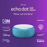 Amazon Echo Dot 儿童炫彩定制版 智能音箱