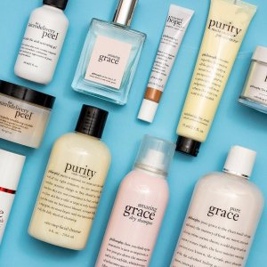 Receive A Renewed Hope Trial Set (Value$47)with Any $65+ Purchase @ philosophy