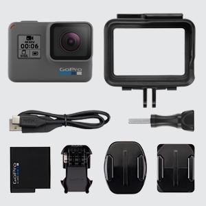$343GoPro HERO6 Black 4K Action Camera
