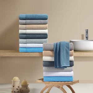 Today Only:100% Cotton Hotel & Spa Bath Towel Sets @ Amazon.com