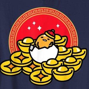 低至$17.99 还有小老鼠Amazon 春节可爱图案T恤热卖 收懒蛋蛋、Hello Kitty