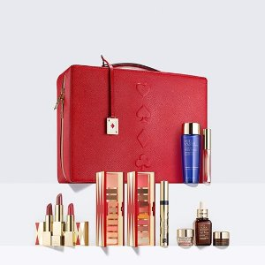 $70 with any $45 purchase ($455 Value)Estee Lauder 31 Beauty Essential Blockbuster Roundup