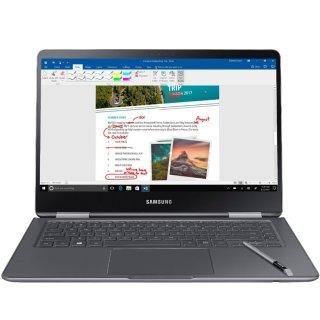 $799.99Samsung Notebook 9 Pro 15吋变形本 (i7-8550U, 16GB, 256GB)