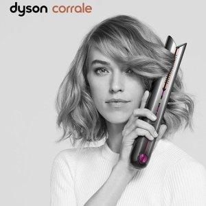 """$699尝鲜 搭配Oribe、卡诗补货:Dyson Corrale 首款无""""线""""美发器 直卷两用,减少50%损伤"""