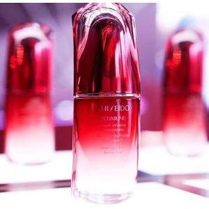低至5折+额外最高82折Shiseido 明星产品热卖,大腰子、红瓶蜜露防晒霜等都有。