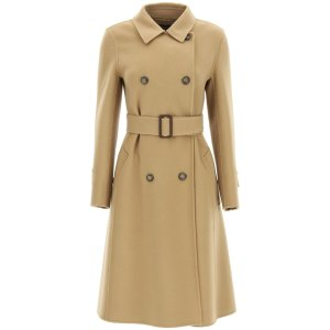 Coats 系带大衣