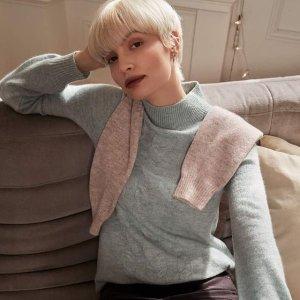 低至3折+额外8折 阔腿裤$6新年礼物:Reitmans 折上折大促 解锁优雅lady风 牛仔夹克$20