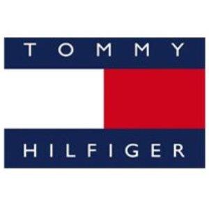 低至2.3折+满减$10 条纹T恤$30Tommy Hilfiger 平价潮服 条纹logo毛衣$43 小香风外套$97