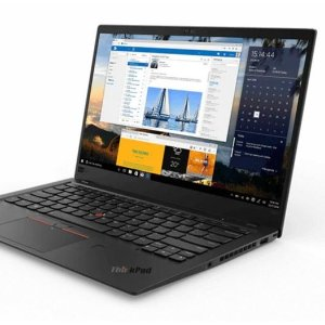 55% OffThinkPad X1 Carbon Gen 6 laptop with Intel Core i7, 1 TB SSD, 16GB Memory, UHD 620