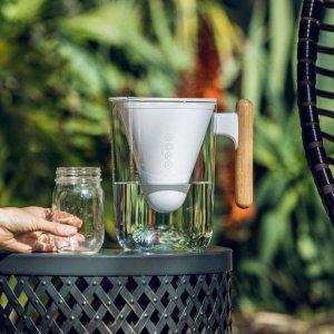 精选8折,轻轻松松喝好水Soma 北欧风水瓶、滤水壶 热卖