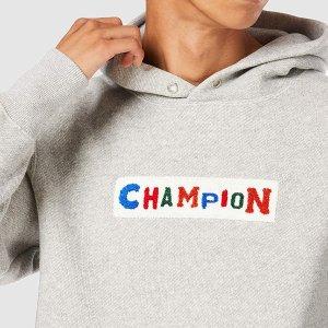 低至额外8折叠加闪购特价日亚黑五限时抢购 日系 Champion 多款潮流卫衣 T恤 外套