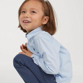 低至5折+满$75额外8折折扣升级:H&M 儿童服饰鞋履夏季特卖