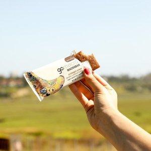 $3.25 (原价$3.96) 多口味GoMacro 坚果零食能量棒 健康美味好吃的不怕胖