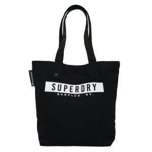 Superdry标价为加币到手价,包含所有税费logo tote