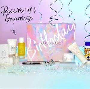 $19Lookfantastic Beauty Box Subscription @ lookfantastic.com (US & CA)