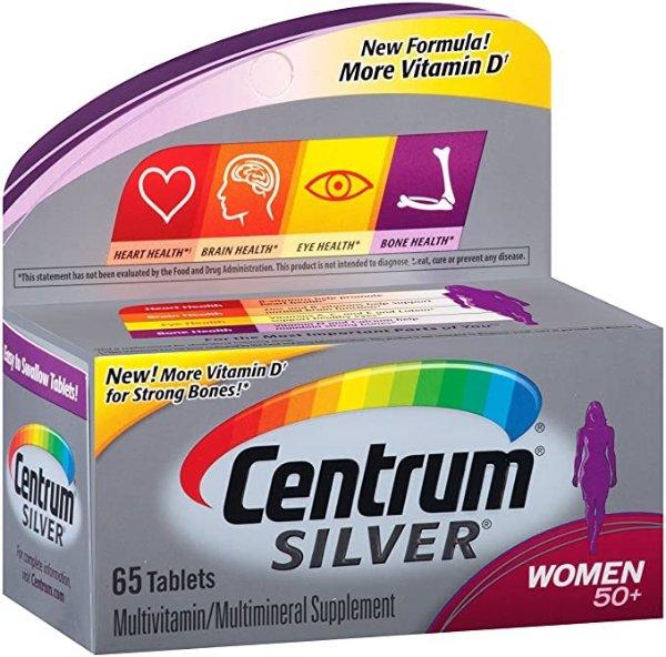50岁+ 女性专用善存 综合维生素 65粒