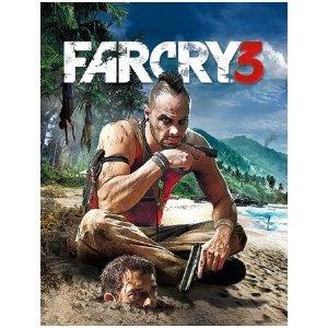喜加一Far Cry 3 孤岛惊魂3 标准版 限时免费