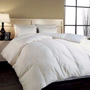 As Low As $53.99Down Bedding Sale @ Overstock