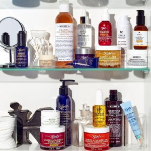 Get $20 off with any $65+ purchase @ Kiehl's