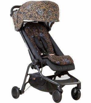 $249.99起+多数州无税Mountain Buggy 购买童车送同品牌价值$180宝宝背带