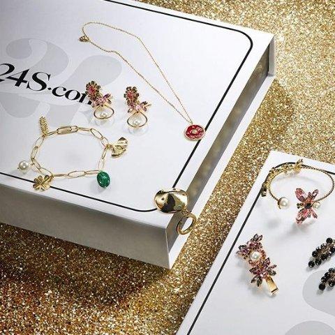 收Dior新品珍珠耳环24S 大牌首饰专场 新款独家款都在线 收LV、Dior、Gucci