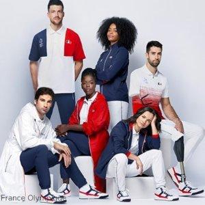 法国队由Lacoste赞助 纪念胸针免费送2020东京奥运会 | 各国代表队奥运战袍抢先看,你想要同款吗?