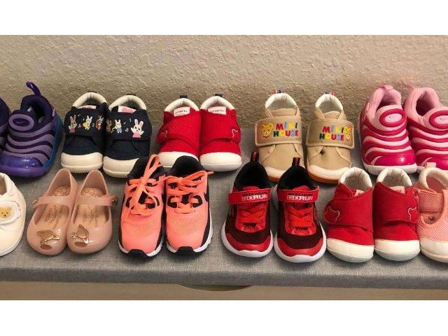 实践派老母亲最全学步鞋分享
