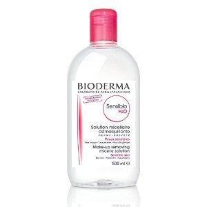Bioderma舒颜洁肤液卸妆水