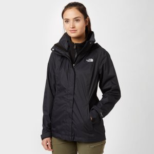 The North Face3合1冲锋衣