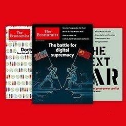 1周仅需£1,助你投资百战百胜《经济学人The Economist》订阅优惠,助你掌握先机