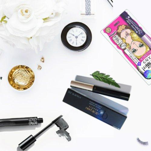 【卷翘90度】Cle de Peau、Dior、Kissme睫毛膏