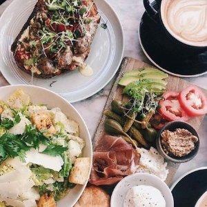 美食地图-Brunch全美七大城市网红Brunch店汇总, 晒图留言最高可得$3礼卡