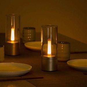 $61.99(原价$80.39)Yeelight 智能蜡烛氛围灯 复古与科技的碰撞 美好一触即发
