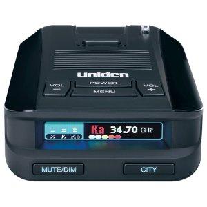 $159.99Uniden DFR8 超长测距 雷达探测器/电子狗 不带GPS