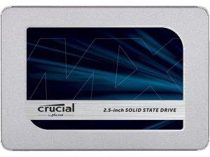 $35.99 免税包邮Crucial MX500 250GB 3D NAND SATA 固态硬盘