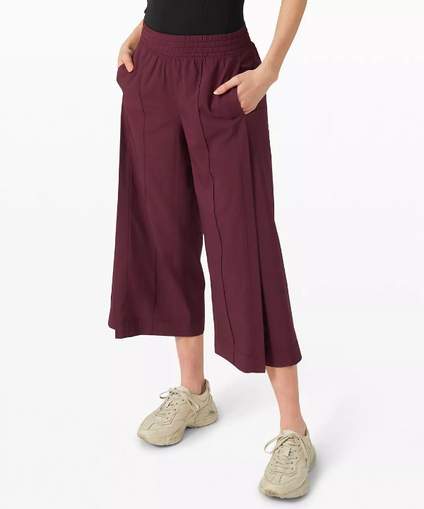Wanderer Culotte 阔腿裤