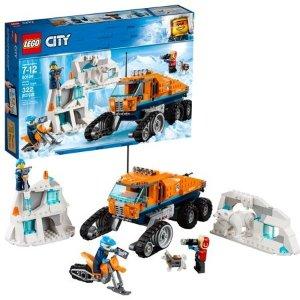 LegoCity Arctic Expedition Arctic Scout Truck 60194