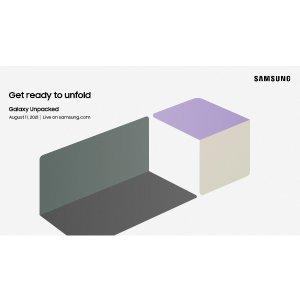 8月11日见新品预告:预定下一代Galaxy智能手机 以旧换新额外多抵$100 Credit