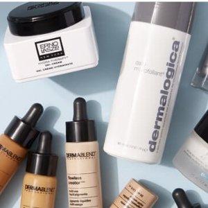 Skinstore 精选彩妆护肤热卖 收超值套装